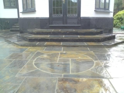 patio step ideas | patio ideas and patio design - Patio Step Ideas